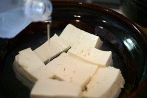 佐嘉平川屋「温泉湯豆腐と佐嘉湯の華雑炊」