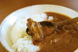 レインボー食品「広島名産 かきカレー」