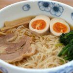 Wakiya「三種のスープと麺のセット」